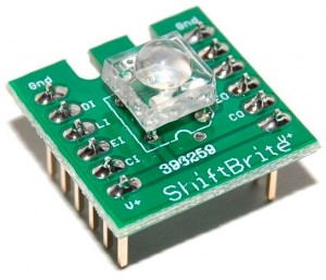 Shiftbrite LED