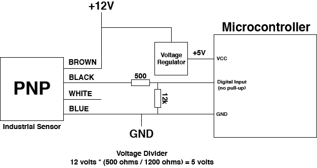 pnp sensor wire diagram best part of wiring diagram